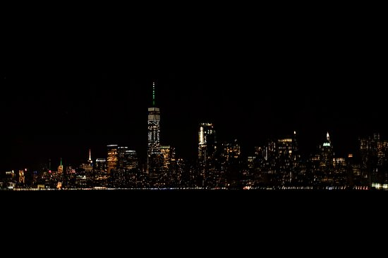 Bateaux New York: View from the boat - Dinner Cruise