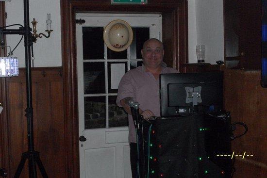 Bexhill-on-Sea, UK: DJ Dave Royal