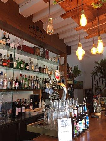 Restaurante ventuno en palma de mallorca con cocina - Cocinas palma de mallorca ...