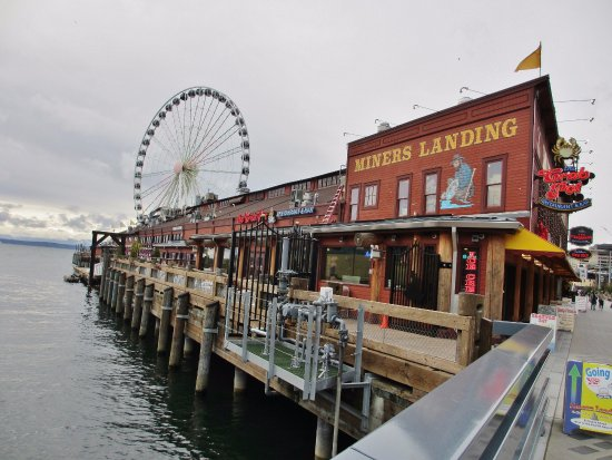 The Edgewater, A Noble House Hotel: Nearby Pike Place Market