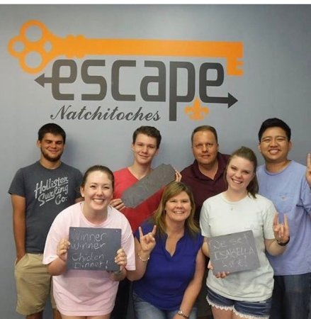 Escape Natchitoches