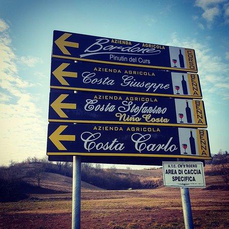Monta, Italy: Noi siamo qui