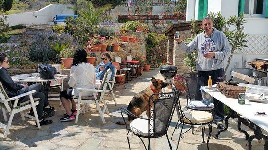 Batsi, Grecia: ΠΑΣΧΑ/ΚΗΠΟΣ
