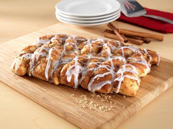 Brownsburg, Ιντιάνα: Cinnamon Bread