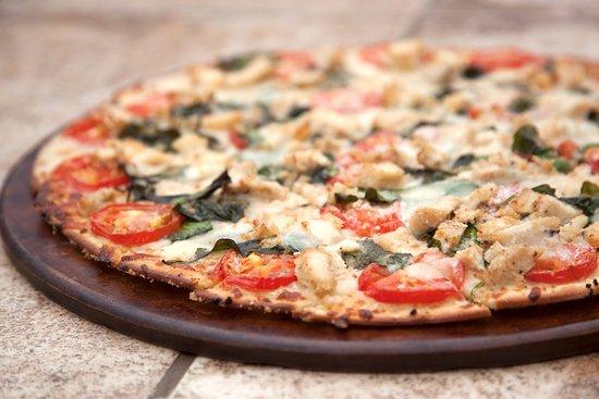 Brownsburg, Индиана: Chicken Spinach Mozzarella