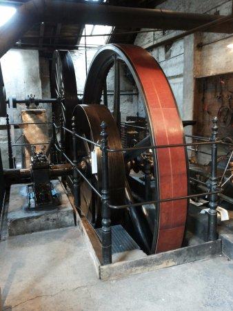 Euskirchen, Alemania: Dampfmaschine