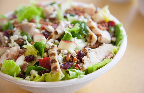Buckeye Lake, OH: Chicken Harvest Salad