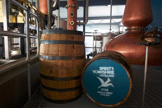 Spirit of Yorkshire Distillery