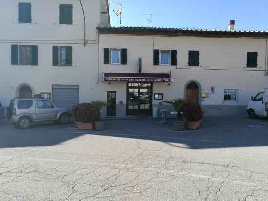 Borgo San Lorenzo, Italy: Bar Pizzeria Valeri