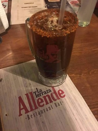 Michelada Y Picture Of La Terraza Allende Hermosillo