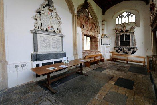 Oxborough, UK: Monuments