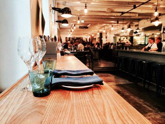 restaurant B.A.R. : Welcome!