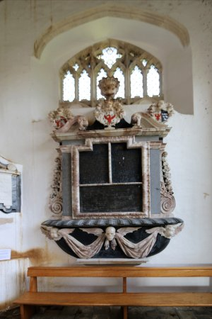 Oxborough, UK: Memorial
