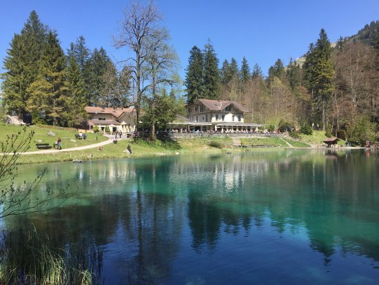 Blausee-Mitholz, Suisse : Blausee Nature Park