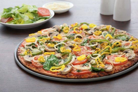 Summerville, SC: Very Vegy Pizza