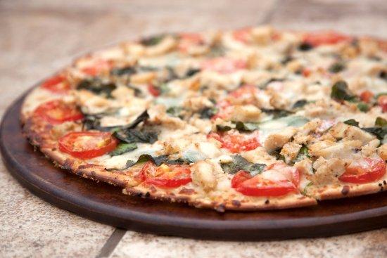 Carmel, Ιντιάνα: Chicken Spinach Mozzarella
