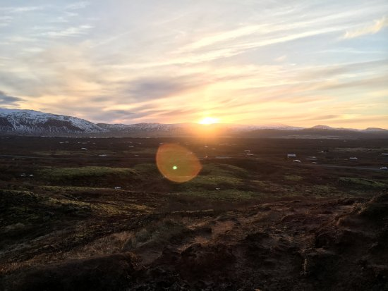 Selfoss, IJsland: View From the Top