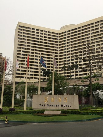 The Garden Hotel Guangzhou: It's amazing and good choice for family very food location near by metro station