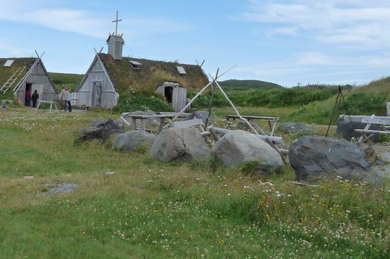 Restaurantes Italiana de L'Anse aux Meadows