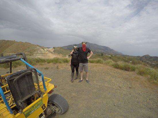 Buggy Safari Marbella : and more fun