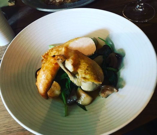 Ebrington, UK: Chicken Breast
