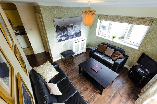 3 Bedroom Apartment Living Room Picture Of Drury Court Hotel Dublin Tripadvisor