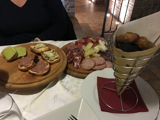 Montefiore dell'Aso, Italia: Pasquetta 2017