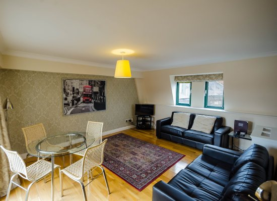 2 bedroom apartment living dining room picture of drury court hotel dublin tripadvisor for The living room dublin tripadvisor