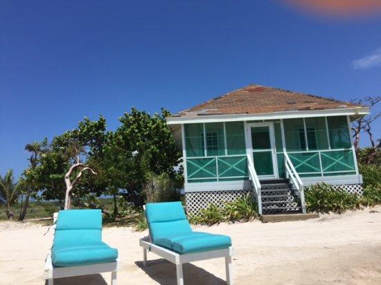 Turneffe Island, Belice: Cabana 8
