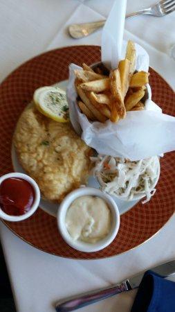 Rye, NY: Fish and Chips