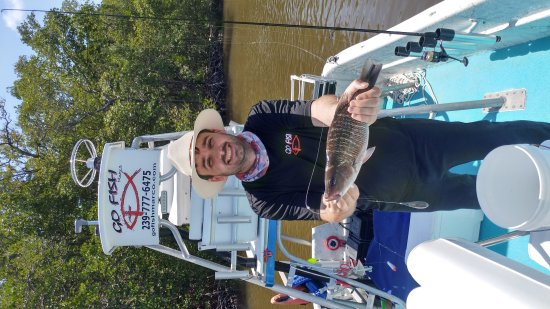 Goodland, Floryda: Go Fish is the best Family Fishing Adventure in South Florida