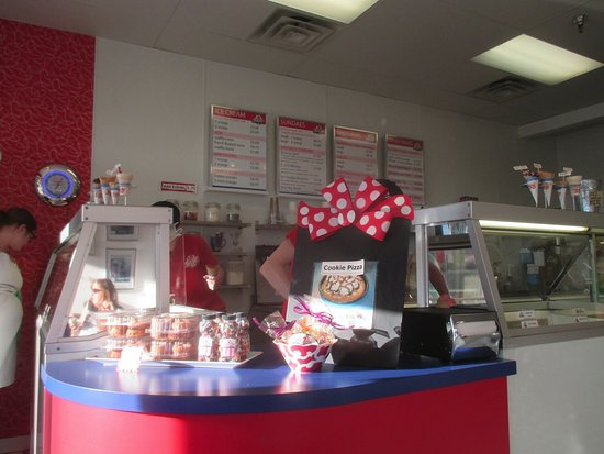 Fridley, MN: Order Counter