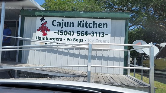Port Sulphur, LA: Cajun Kitchen of Plaquemines