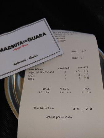 Restaurante La Marmita: IMG_20170423_163538_large.jpg