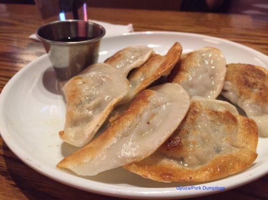 เวสต์ฟอร์ด, แมสซาชูเซตส์: Gyoza/Pork Dumplings