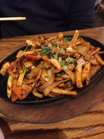 Westford, MA : Spicy Squid
