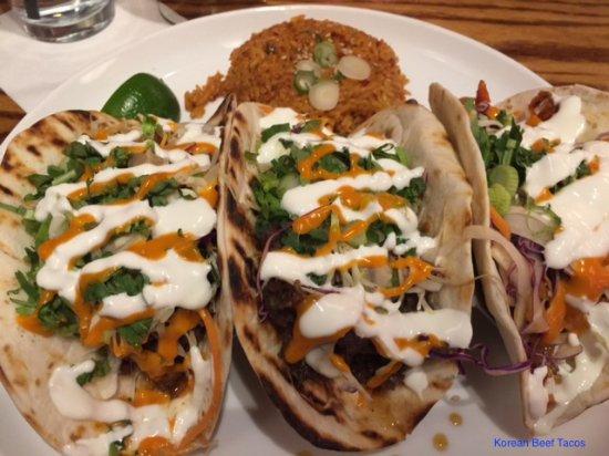 Westford, MA: Beef Tacos