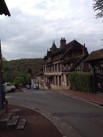 Lyons-la-Forêt, Frankrig: Hotel La Licorne