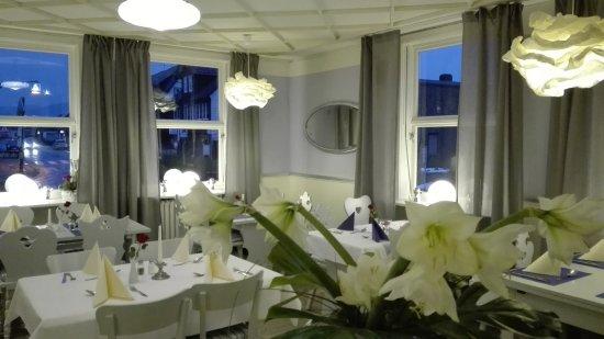 Walkenried, Deutschland: Restaurant Wolke7