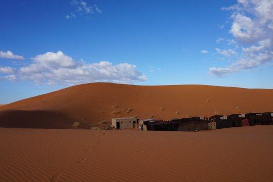 Merzouga, Marruecos: Our tent