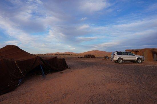 Merzouga, Marruecos: Nomad's Tent