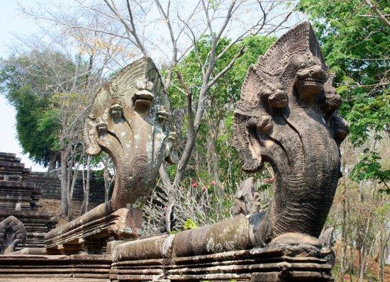 Phanom Rung Historical Park (Prasat Hin Phanom Rung): Detalle