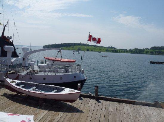 Lunenburg, Kanada: wharf