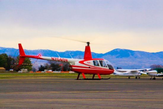 Caldwell, ID: Treasure Valley Helicopter Tours - Fun things to do in Boise