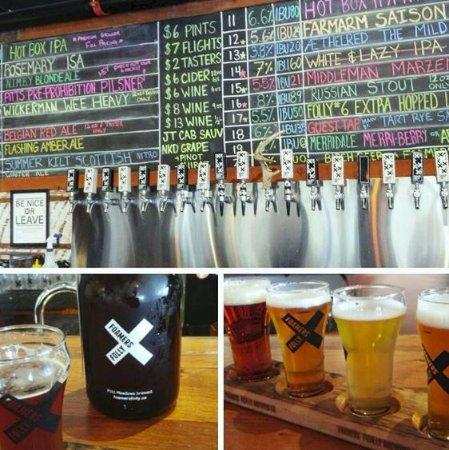 Pitt Meadows, Kanada: Great variety of beers!