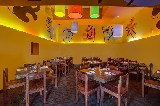Ciudad private dining room picture of border grill las vegas tripadvisor - Las vegas restaurants with private dining rooms ...