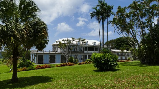 Saint-Pierre, Martinique: Distillerie Depaz