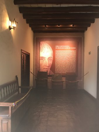 Casa Museo Francisco Jose de Caldas