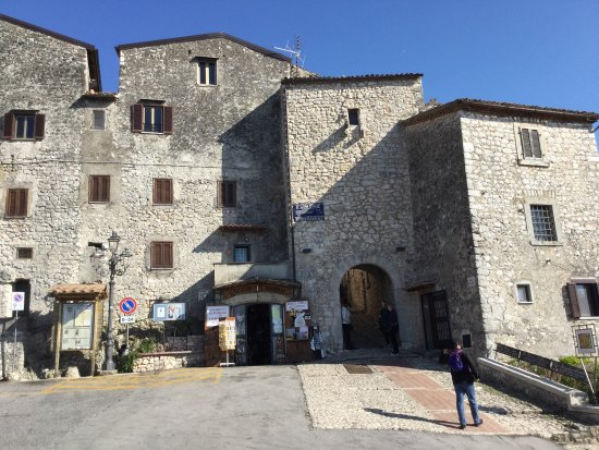 Fumone's Castle