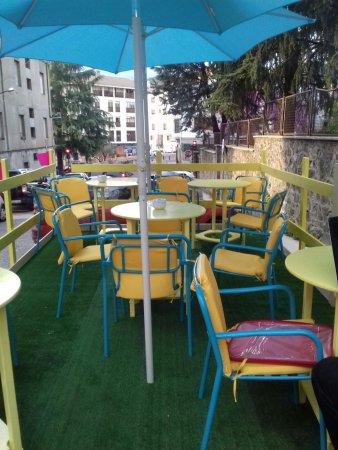 Arenas de San Pedro, Spania: Cafeteria Bar Ventura